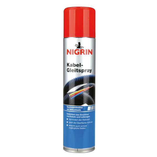 Nigrin Kabel Gleitspray 400 ml