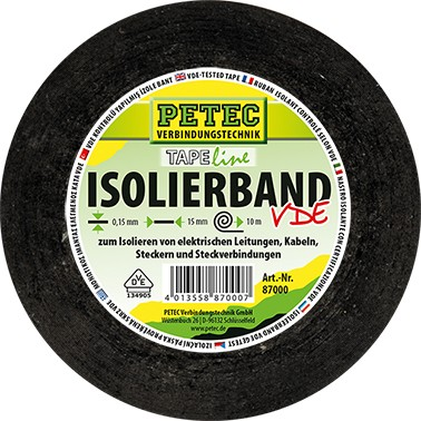 Petec Isolierband VDE