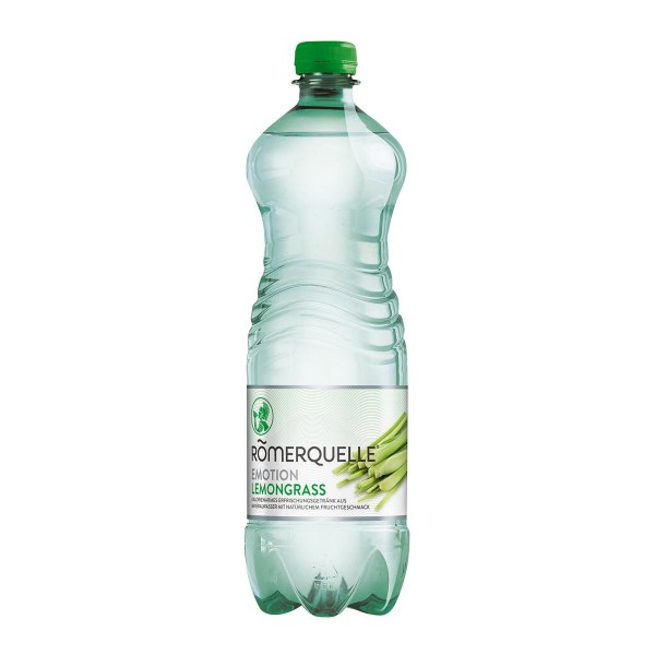 Römerquelle Emotion Lemongrass 1 Liter