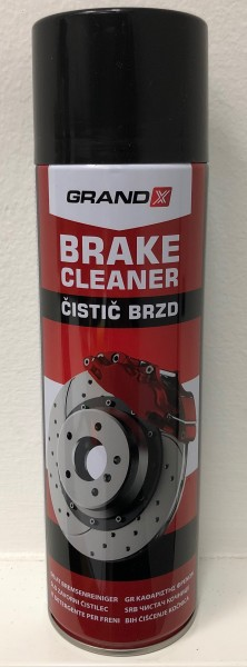 GrandX Brake Cleaner Bremsenreiniger 500 ml