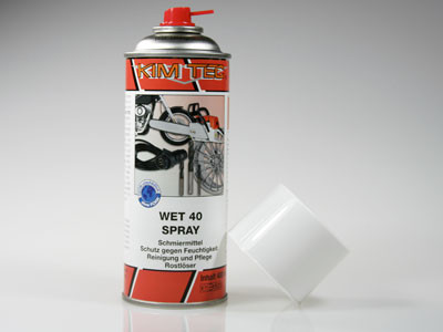 Kim-Tec WET 40 Multifunktionsspray 400 ml